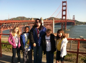 Montessori SF Field Trip