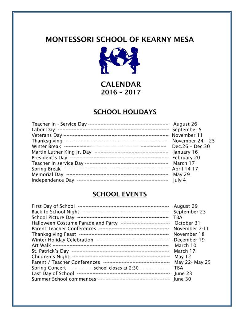 MSKM School calendar 2016 - 2017_001