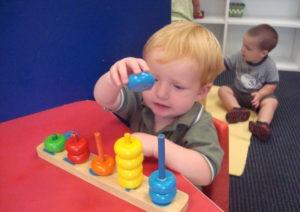 toddler care program