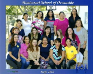 A photo of MSO Staff