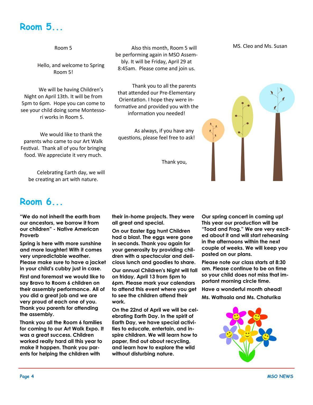 middle school wp content uploads sites April Parent Newsletter.