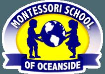 Montessori School of Oceanside Logo