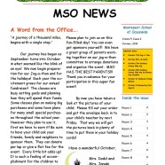 October 2014 Newsletter